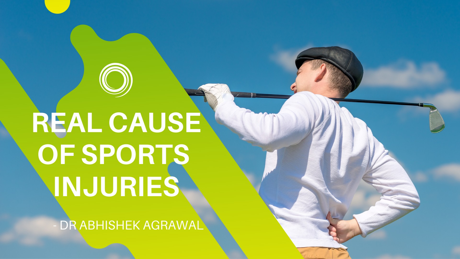Real Cause of Sports Injuries